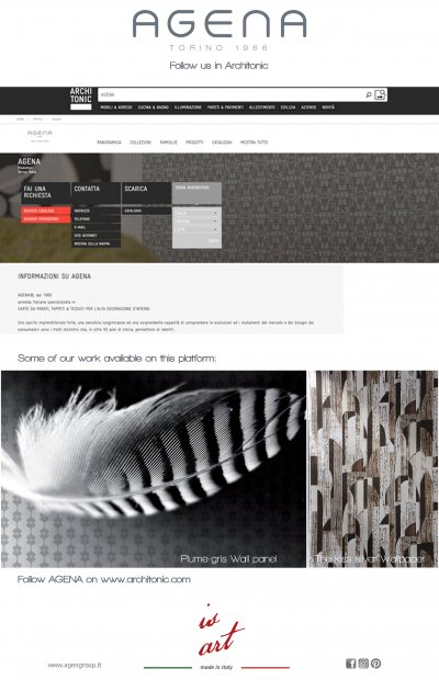 Follow us in ArchiTonic