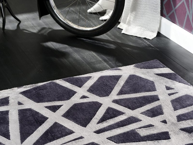 Luxury Hand Made Streets Rug